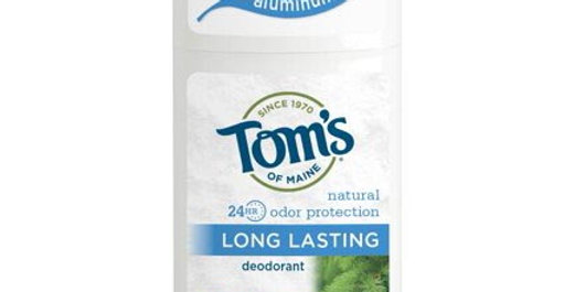 TOM'S OF MAINE WOODSPICE LONG LASTING DEODORANT