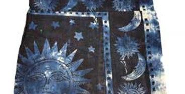 Sun & Moon Curtain Pair
