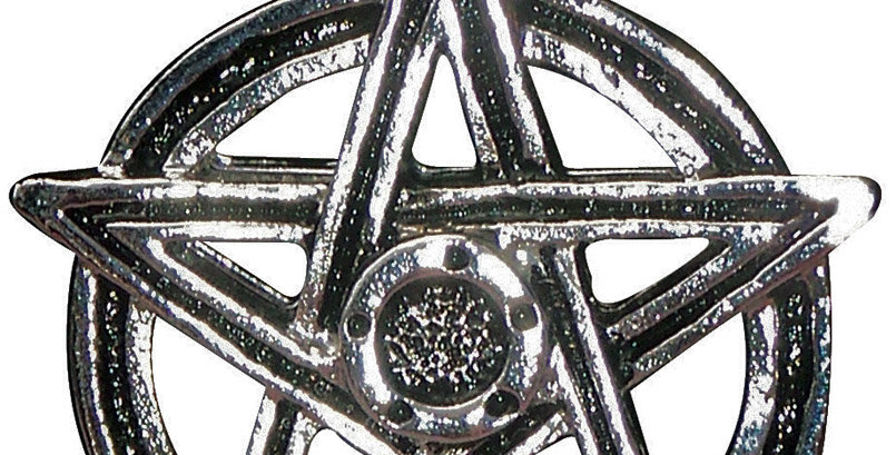 PENTACLE POWER PENDANT FOR FULFILLMENT OF DESIRES