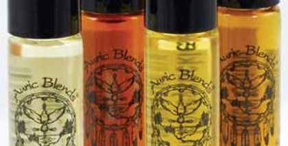Amber Patchouli Auric Blends Roll On