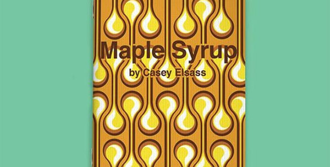 Maple Syrup Paperback Recipe Book