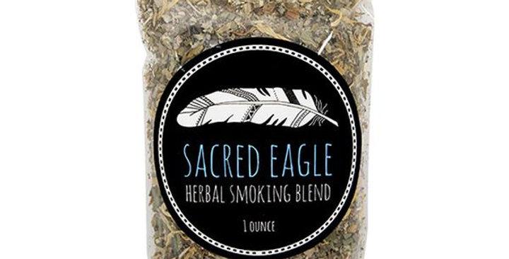 JADE & PEARL SACRED EAGLE HERBAL SMOKING BLEND 1 OZ.