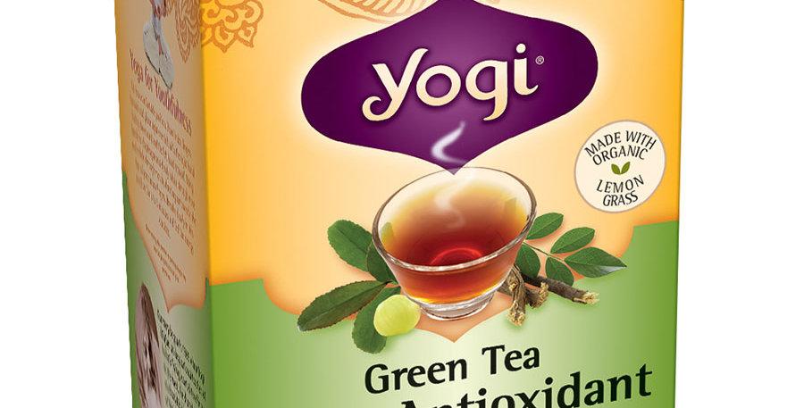 YOGI TEA SUPER ANTI-OXIDANT TEA 16 TEA BAGS