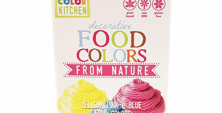 COLOR KITCHEN FOOD COLORING KIT