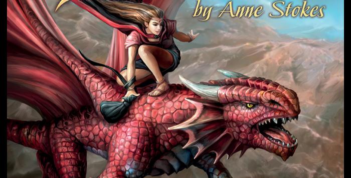 ANNE STOKES 2020 DRAGON CALENDAR