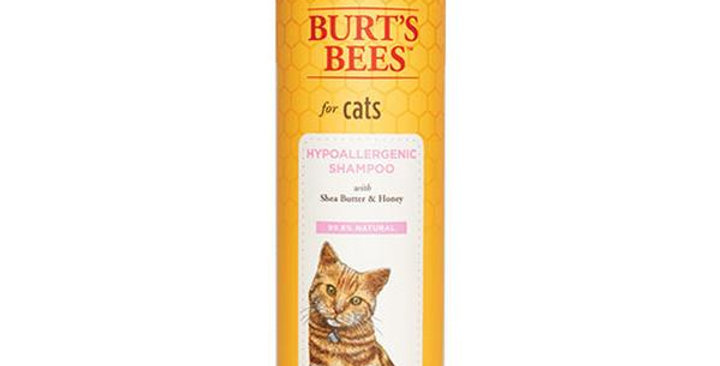 BURT'S BEES NATURAL PET CARE HYPOALLERGENIC SHAMPOO WITH SHEA BUTTER AND HONEY 1