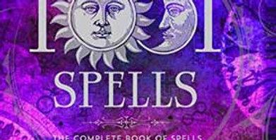 1001 Spells for Every Purpose (hc) by Cassandra Eason