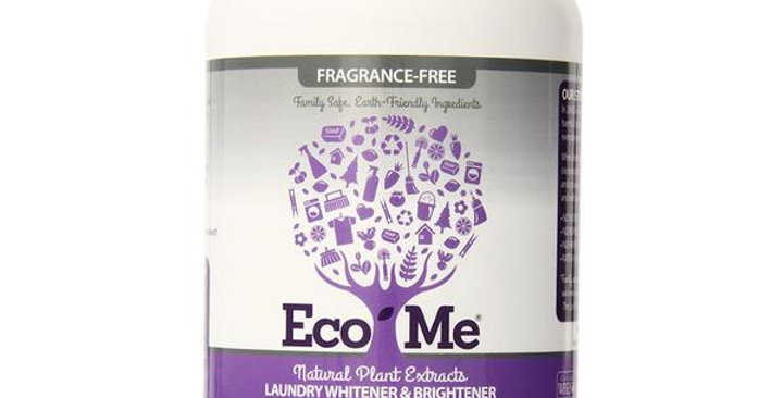 ECO-ME FRAGRANCE-FREE LAUNDRY WHITENER BRIGHTENER 32 OZ.