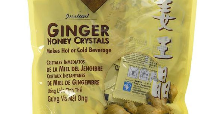 PRINCE OF PEACE GINGER HONEY CRYSTALS 30 PACKETS