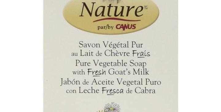 NATURE BY CANUS ORIGINAL FORMULA BAR SOAP 5 OZ.