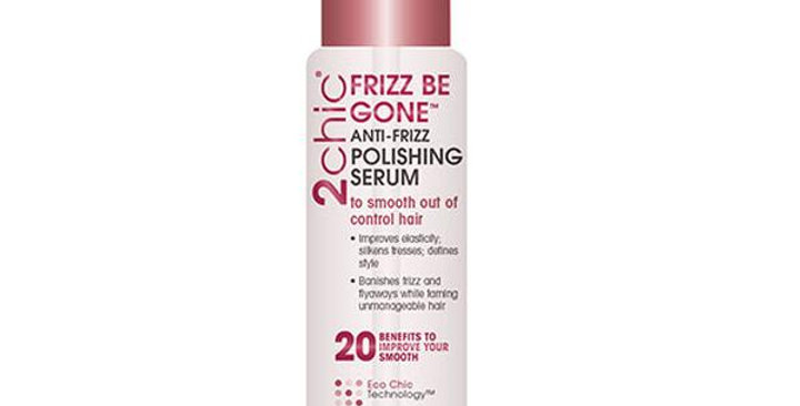 GIOVANNI 2CHIC COLLECTION FRIZZ BE GONE POLISHING SERUM 0.5 FL. OZ.