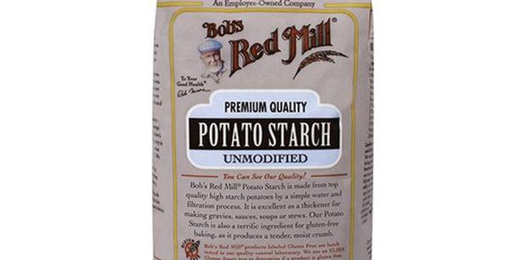 BOB'S RED MILL UNMODIFIED POTATO STARCH 4 (24 OZ.) BAGS