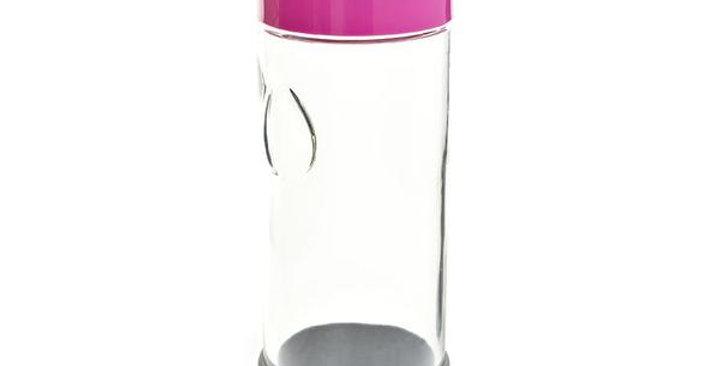 FULL CIRCLE DAY TRIPPER GLASS BEVERAGE BOTTLE 18 OZ.