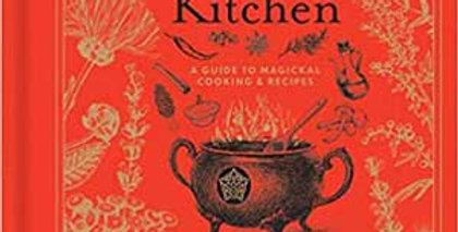 Wiccan Kitchen (hc) by Lisa Chamberlain