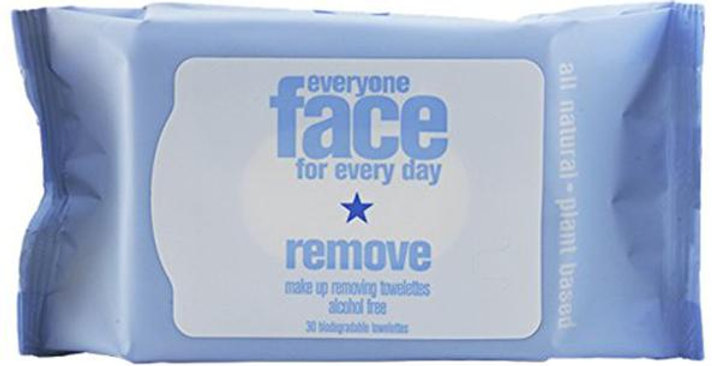 EVERYONE REMOVE WIPES 30 COUNT