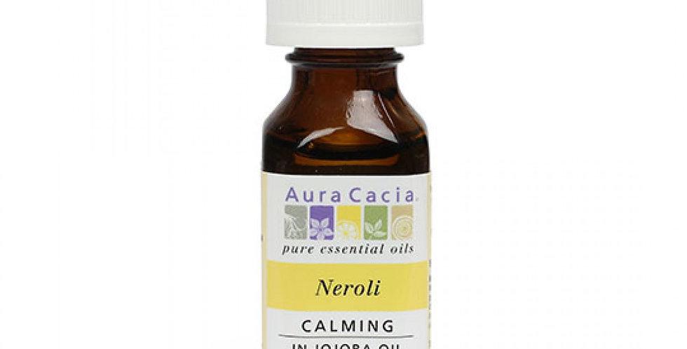 Aura Cacia Neroli (in jojoba oil) 0.5 fl. oz.