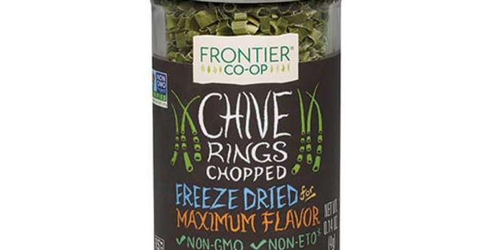Frontier Cut & Sifted Freeze-Dried Chives 0.14 oz.