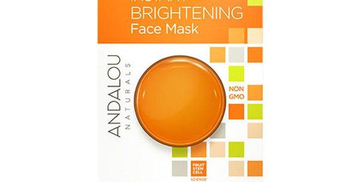 Andalou Naturals Beauty 2 Go Brightening Face Mask Pod 0.28 oz.