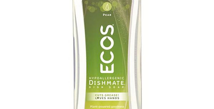 EARTH FRIENDLY PRODUCTS PEAR DISHMATE LIQUID 25 FL. OZ.