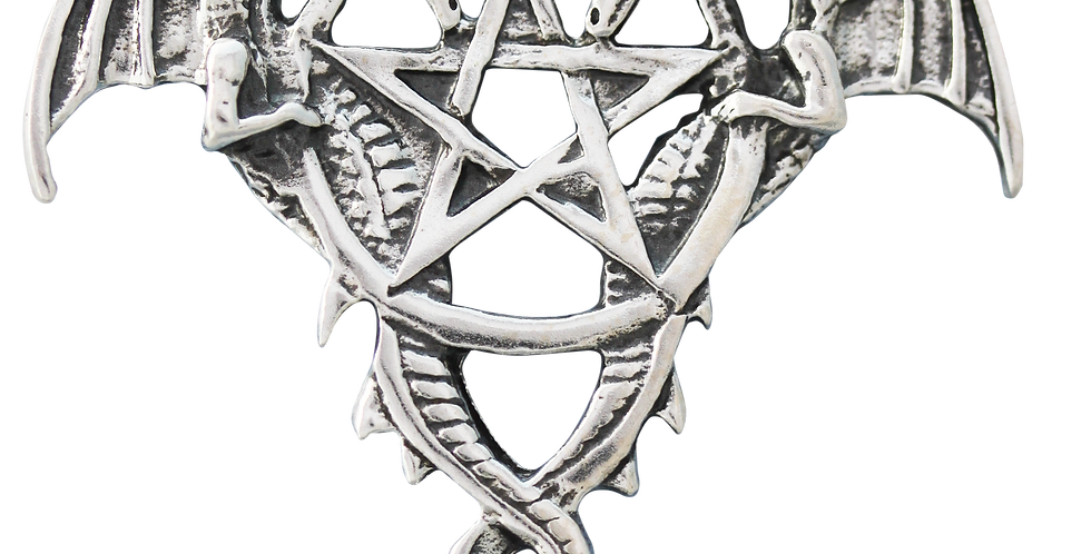 DRACO PENTACLE FOR DISCOVERING TRUE WILL