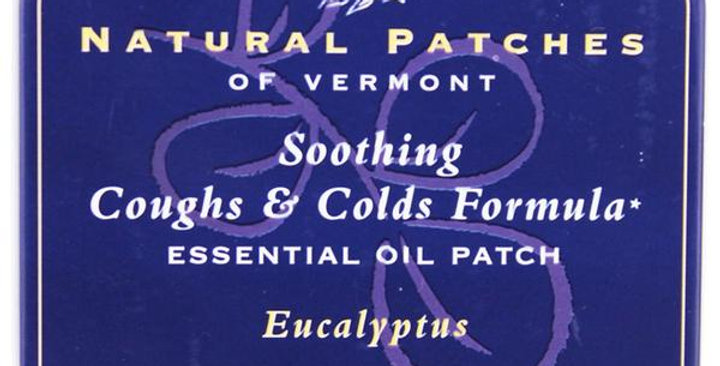 NATUROPATCH EUCALYPTUS CITRIODORA SOOTHING COUGHS & COLD FORMULA