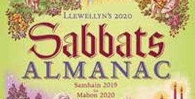 2020 Sabbats Almanac by Llewellyn