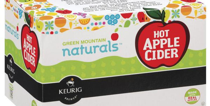 GREEN MOUNTAIN COFFEE ROASTERS APPLE CIDER K-CUPS 1 (12 COUNT) PACK