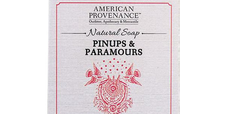 American Provenance Pinups & Paramours Bar Soap 4.75 oz.