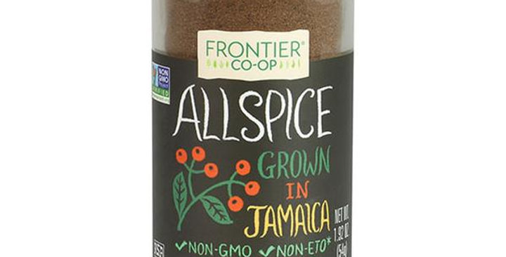 Frontier Allspice Powder 1.92 oz.