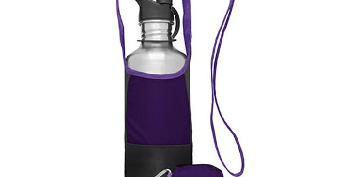 """CHICOBAG REPETE AMETHYST BOTTLE SLING 4.5"""" X 10"""""""