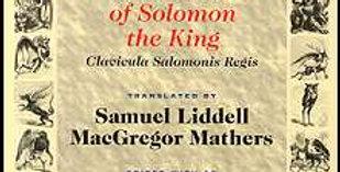 Goetia: Lesser Key of Solomon by Liddell & Mathers