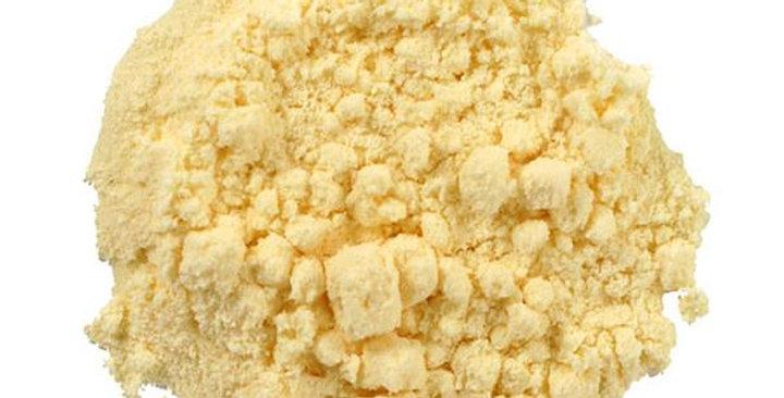 Frontier Organic White Cheddar Cheese Powder 1 lb