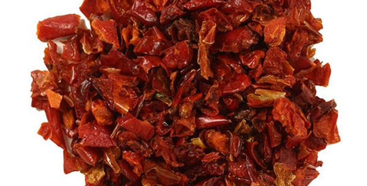 Frontier Diced Red Bell Peppers 1 lb