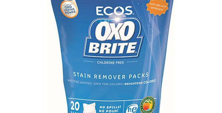 EARTH FRIENDLY PRODUCTS OXO-BRITE OXYGEN & ENZYME FREE & CLEAR LAUNDRY BOOSTER 2
