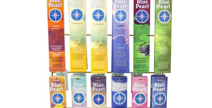 BLUE PEARL 36-PIECE STARTER DISPLAY