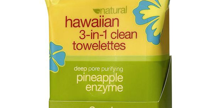 Alba Botanica 3-in-1 Clean Towelettes