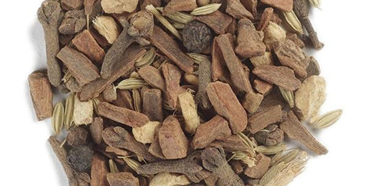 Frontier Organic Indian Spice (Herbal Chai) Tea 1 lb