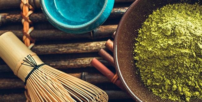 80 Tines Bamboo 4.5-inch Matcha Tea Whisk
