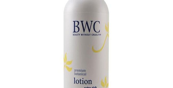 Beauty Without Cruelty Extra Rich Fragrance-Free Hand & Body Lotion 16 fl. oz.