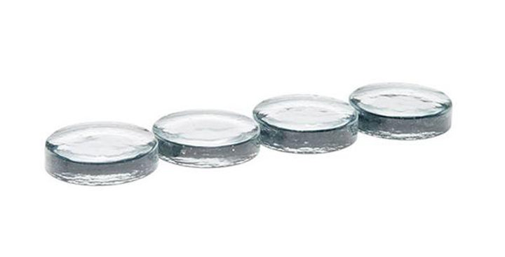 MASONTOPS FERMENTATION REGULAR MOUTH GLASS WEIGHT PICKLE PEBBLES REGULAR MOUTH