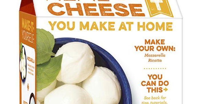 CULTURES FOR HEALTH MOZZARELLA AND RICOTTA CHEESE MAKING KIT