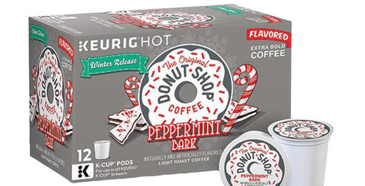 GREEN MOUNTAIN PEPPERMINT BARK K-CUPS 1 (12 COUNT) PACK