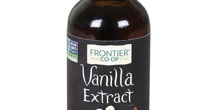 Frontier Vanilla Extract 2 fl. oz.