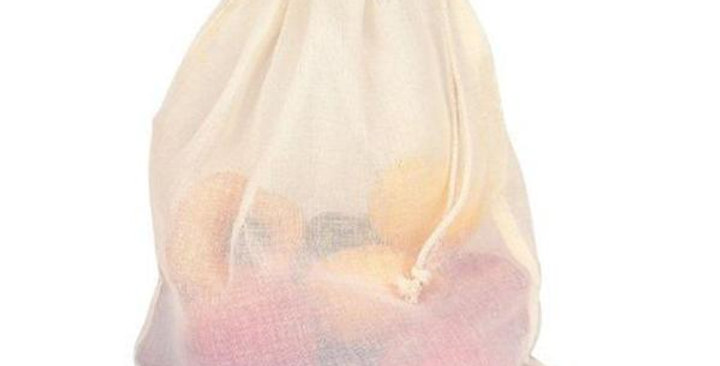 "ECOBAGS LARGE GAUZE PRODUCE & GRAIN BAG 13"" X 17"""