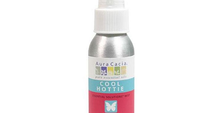 Aura Cacia Cool Hottie Mist 2 fl. oz.