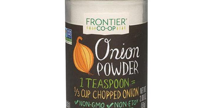 Frontier Onion Powder 2.08 oz.