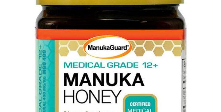 MANUKAGUARD MEDICAL GRADE MANUKA HONEY 8.8 OZ.