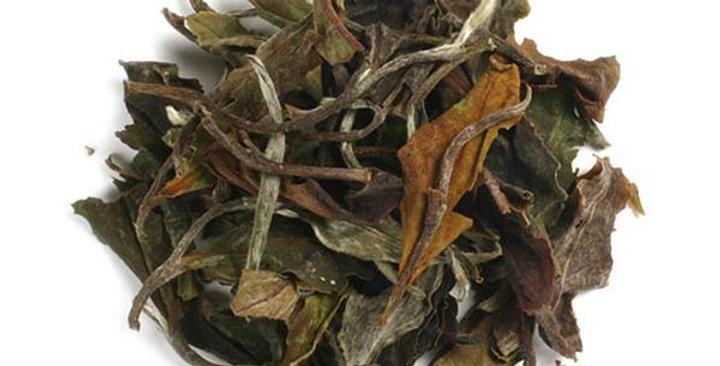 Frontier Organic Fair Trade Certified Indian White Tea 1 lb