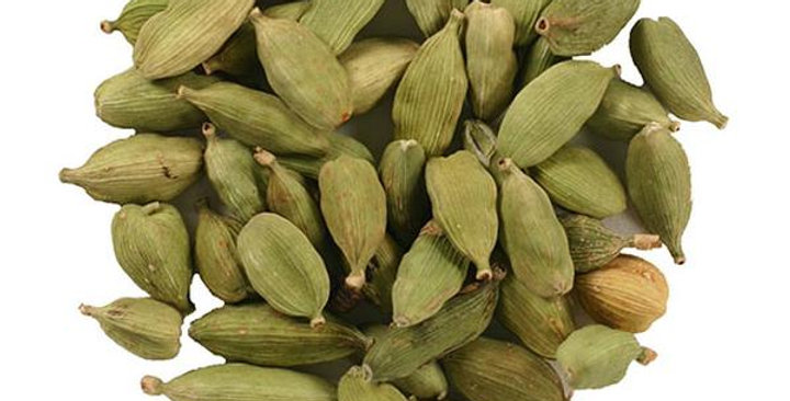 Frontier Organic Whole Green Cardamom Pods 1 lb