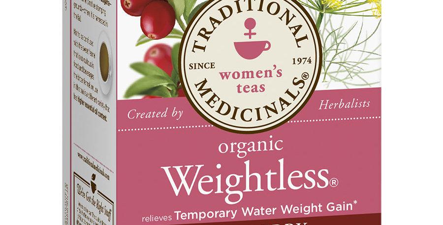 TRADITIONAL MEDICINALS ORGANIC CRANBERRY TEA 16 TEA BAGS